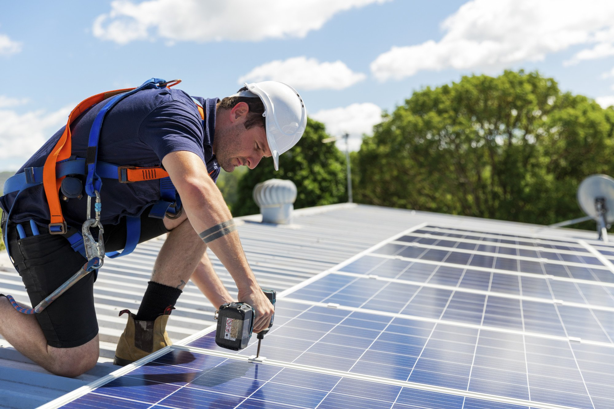 Go Solar! A Guide to Using Solar Energy to Power Your House